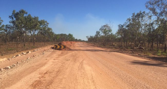 T15-1029 - Tjukaruru Road and Docker River Aerodrome Upgrade