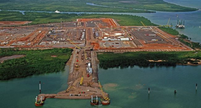 Ichthys - GEP - Shore Approach Project