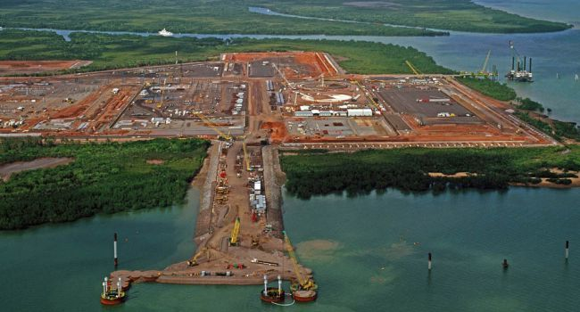 Ichthys LNG Project - Blaydin Point