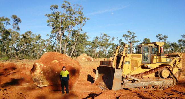 HiQA Roper Bar Iron Ore Project